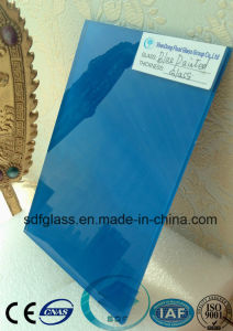 Blue Painted Glass with Ce, ISO 3mm to 12mm pictures & photos