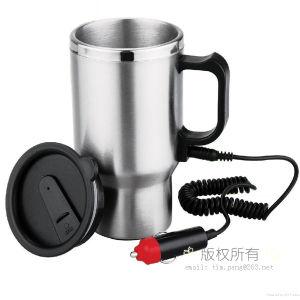 Stainless Steel Electric Travel Mug Coffee Mug Electric Coffee Mug pictures & photos
