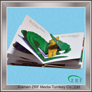Custom Cartoon Children Pop up Book pictures & photos