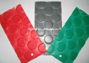 Antifatigue Mat Coin Carpet Cushion Coin Mat Vinyl Flooring (3G-COIN) pictures & photos