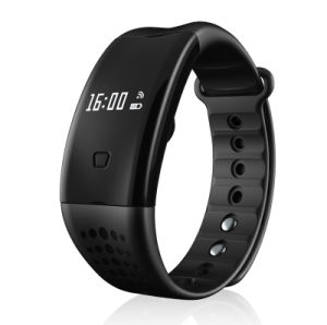 Bood Oxygen Heart Rate Monitor Smart Watch pictures & photos