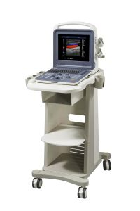 Portable Color Doppler Ultrasound Scanner Similar Chison Eco 5 pictures & photos