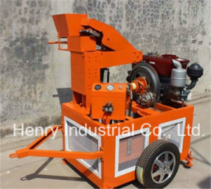 Hr1-20 Lego Mobile Hydraform Clay Interlocking Brick Construction Machinery pictures & photos