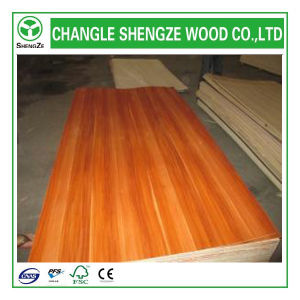 Low Formaldehyde Emission Plywood for Decaration pictures & photos