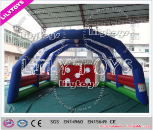 Lilytoys High Quality Inflatable Soccer Sport Game Shooting Game for Kids (J-SG-050) pictures & photos
