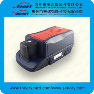 Card Printer Machine for ID Card, IC Card, Magnetic Stripe Card pictures & photos