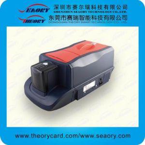 Share magnetic strip printer