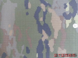 Elude Infra-Red Resistant Irr Camouflage Fabric pictures & photos