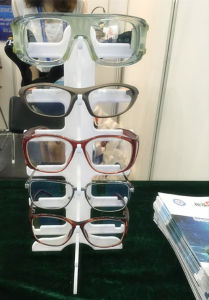 0.75mmpb X-ray Lead Protective Glasses pictures & photos