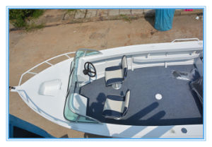 5m/17FT Runabout Aluminum Fishing Boat