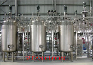 Industrial Stainless Steel Alcohol Wine Beer Zymolysis Zymosis Tank pictures & photos