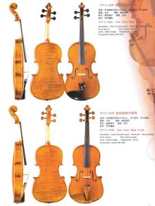 Solo Viola High Grade (VA-S298, S198)