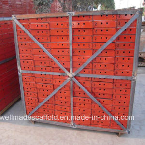 Concrete Formwork Metal Form Panel|Scaffolding Steel Panel pictures & photos