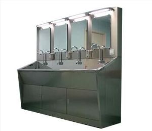Hospital Clean Room Equipments Used as Medical Hand Washing Sink