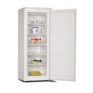 Upright Freezer Suppliers 208 Liter a+ Energy Class pictures & photos