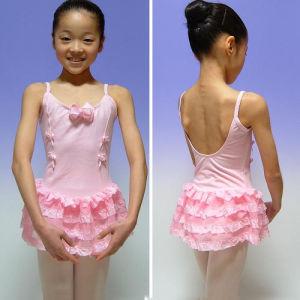 OEM Cost-Effective Children Ballet Leotards for Girls pictures & photos