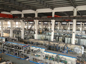 Sanitary Pad Making Machine (JWC-HYSB) pictures & photos
