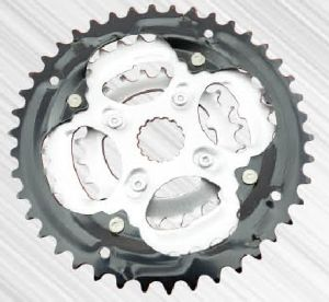 Bicycle Parts--Chainwheel Chaining