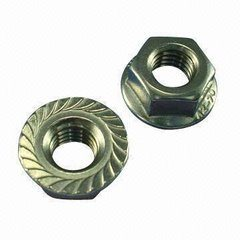 China Good Quality Flange Nuts, 2016, New pictures & photos