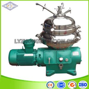 Automatic Discharge Three-Phase Disc Centrifuge Separator for Various Oils pictures & photos