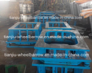 Wheelbarrow Tray Dies Wb6400 pictures & photos
