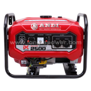 China 2kw Electric Gasoline Generator with CE Soncap Ciq (LC2500DC) pictures & photos