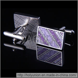 VAGULA Cufflinks Elegant Shirt Cufflinks (Hlk31700) pictures & photos