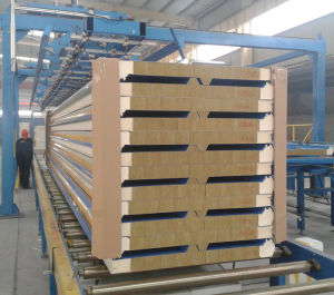 Prefab Sandwich Panel pictures & photos