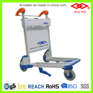 Stainless Steel Airport Trolley (GJ-200) pictures & photos