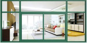 Windows Aluminium Glass Windows +Doors House Design pictures & photos