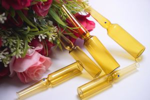 5ml Neutral Borosilicate Glass Ampoule Made of Imported Amber Tube pictures & photos