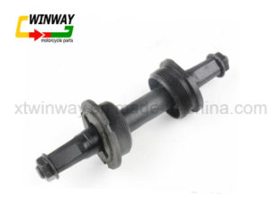 Bicycle Square D Axle Black Axle with Ball pictures & photos