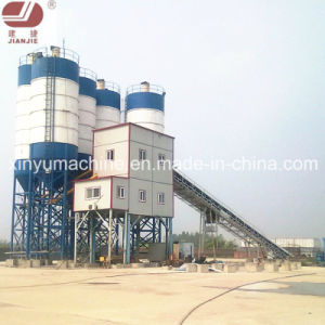 Construction Machine Belt Type Concrete Batching Plant (HZS90) pictures & photos