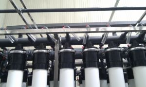 Pressurized UF Membrane Module Equipment applied in drinking water treatment pictures & photos