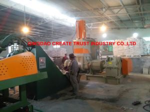 New Technology PE/LLDPE/PP/Plastic Extrusion Machine (CE/ISO9001) pictures & photos