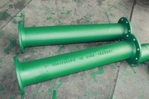 Dn400mm X 750L D/F Pipe Double Flange Pipe pictures & photos