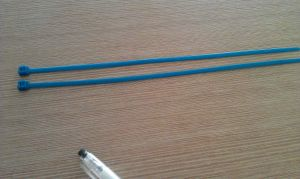 Tefzel Wire Tie Del005 Corrosion Proof