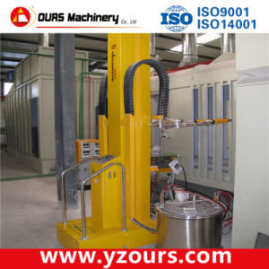 Automatic or Manual Paint / Powder Coating Machine pictures & photos