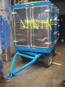 Mobile Trailer Type Insulating Oil Purifier Machine pictures & photos