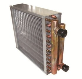 Aluminum Fin Copper Tube Heat Exchanger for USA pictures & photos