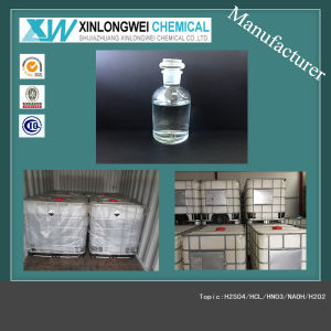 (ISO Manufacturer) Caustic Soda Lye Prices / Sodium Hydroxide 50% pictures & photos