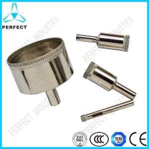 Electroplated Granite Diamond Hole Saw pictures & photos