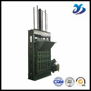 Vertical and Horizontal Pet Bottle Balers for The Fabric Baling pictures & photos