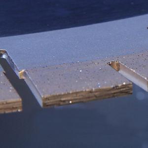 Diamond Stone Cutting Blades-Segmented Saw for Granite pictures & photos
