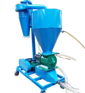 Lime Powder Vacuum Conveyor System