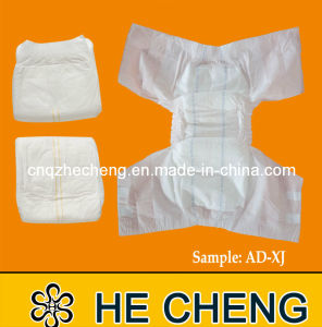 Disposable Competitive Stock Adult Diapers Adult Nappies (AD-XJ) pictures & photos