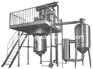 Low-Temperature Effective Extractor and concentrator