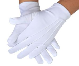 Microfiber Glasses Cleaning Gloves