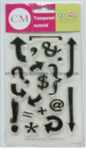 Unique Clear Stamp for Scrapbooking and Card Making pictures & photos