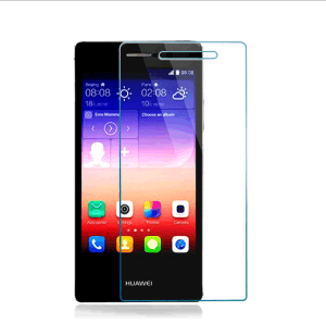 Mobile Tempered Glass Screen Protector for Huawei P7 pictures & photos